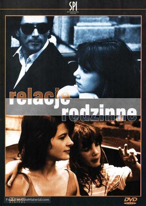 La vie de famille - Polish Movie Cover