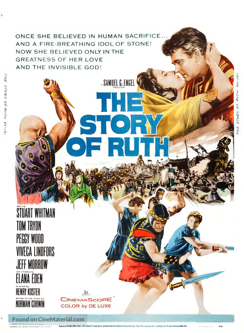 The Story of Ruth - Movie Poster