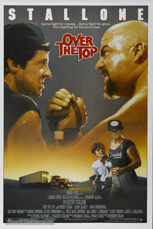 Over The Top - Movie Poster