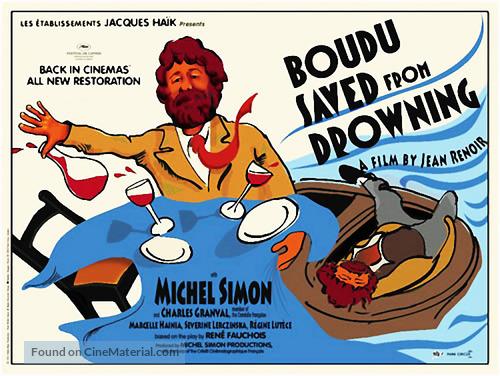 Boudu sauvé des eaux - Movie Poster