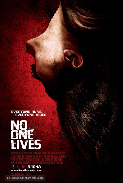 No One Lives - Movie Poster