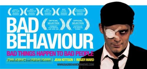 Bad Behaviour - Australian Movie Poster