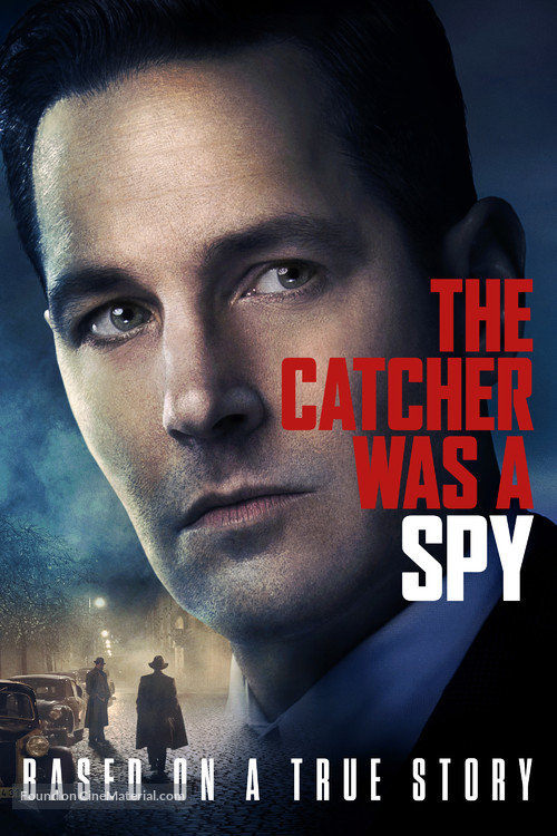 The Catcher Was a Spy - Movie Cover