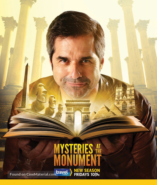 """Monumental Mysteries"" - Movie Poster"