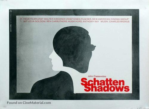 Shadows - German Movie Poster