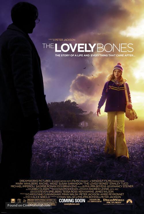 The Lovely Bones - Advance poster