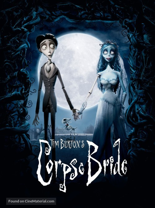 Corpse Bride - Movie Poster