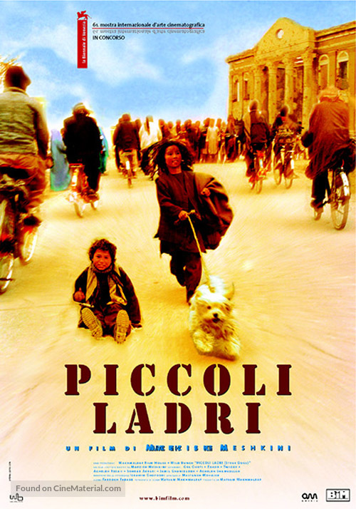 Stray Dogs Italian movie cover