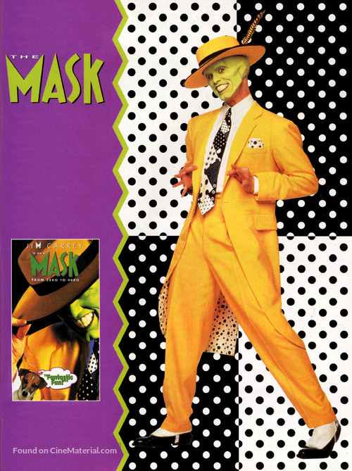 The Mask - Video release movie poster