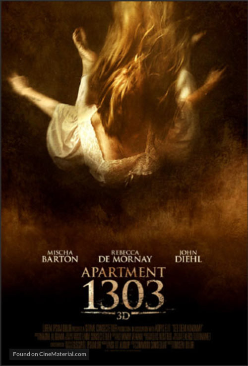 Apartment 1303 Movie Poster