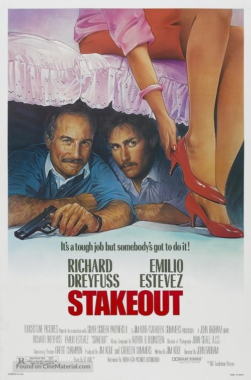 Stakeout - Movie Poster