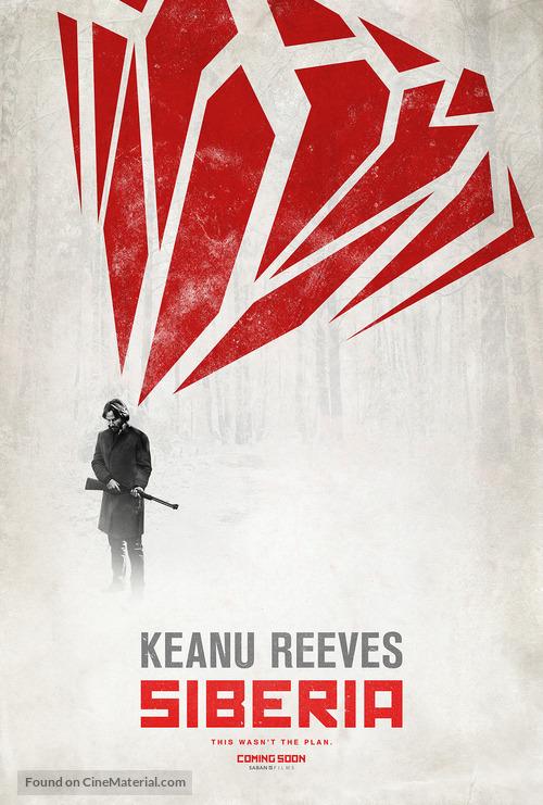 Siberia - Movie Poster