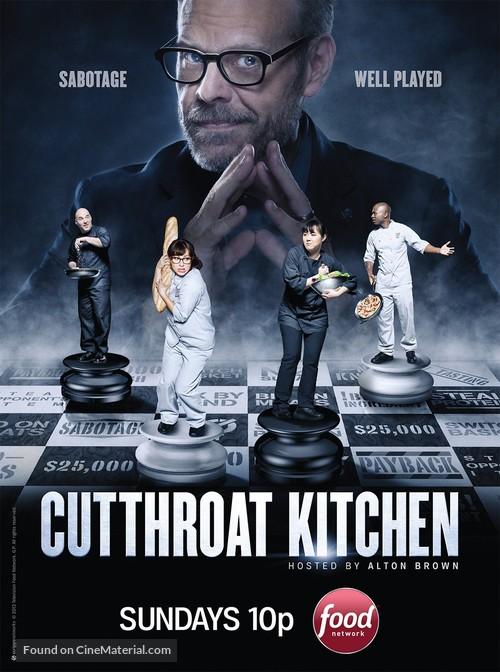"""""""Cutthroat Kitchen"""" - Movie Poster"""