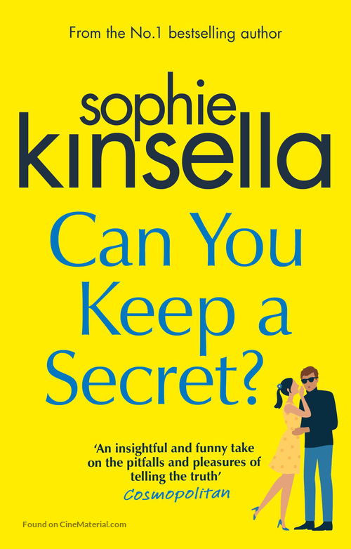 Can You Keep a Secret? - Movie Poster