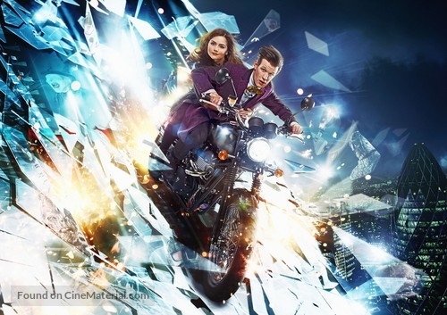 """Doctor Who"" - Key art"