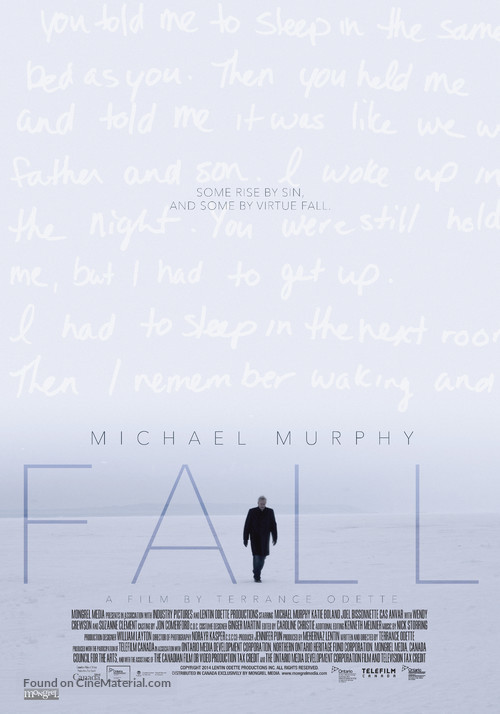Fall - Canadian Movie Poster