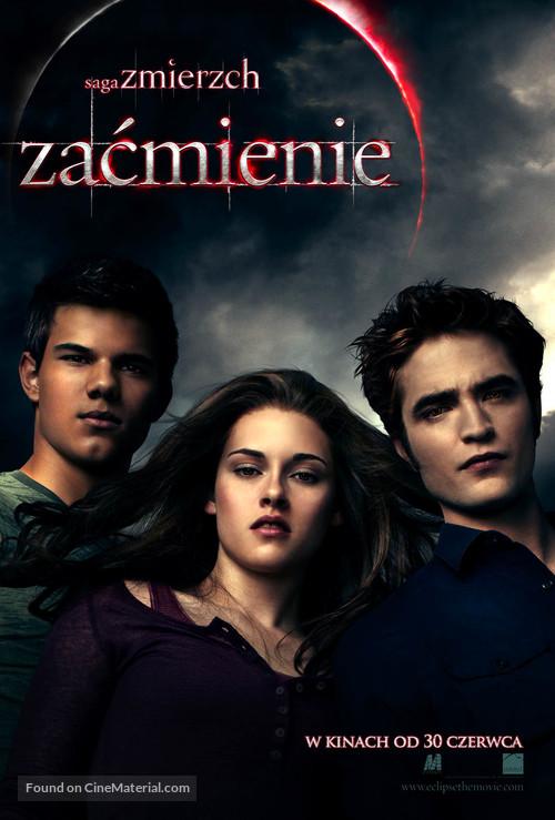 The Twilight Saga: Eclipse - Polish Movie Poster