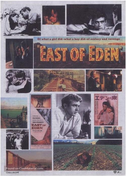 East of Eden - poster
