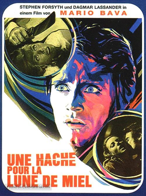 Rosso segno della follia, Il - Belgian Movie Poster