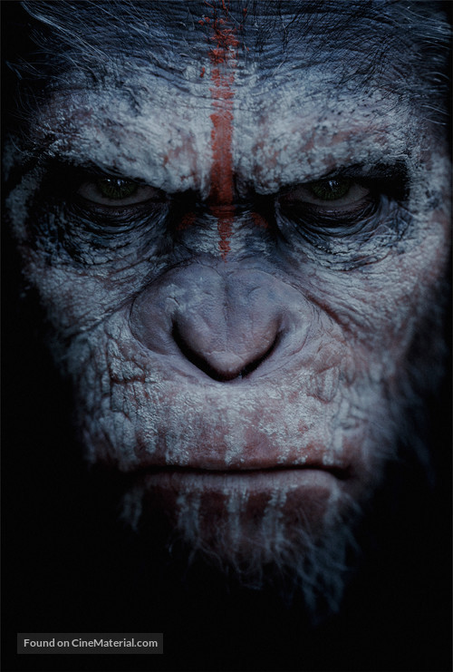 Dawn of the Planet of the Apes - Key art