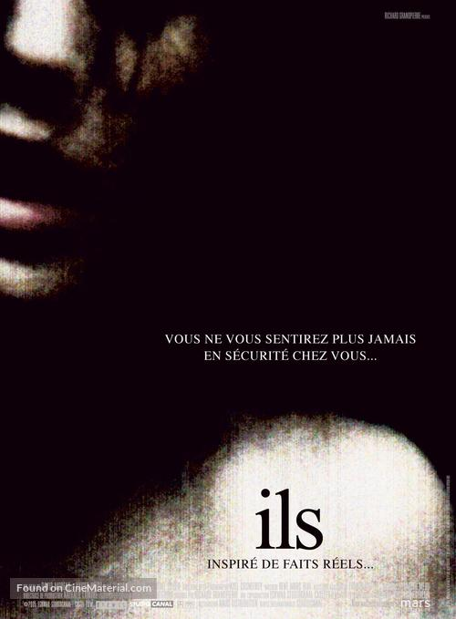 Ils - French Movie Poster