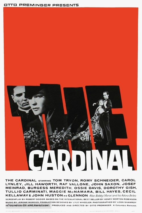 The Cardinal - Movie Poster