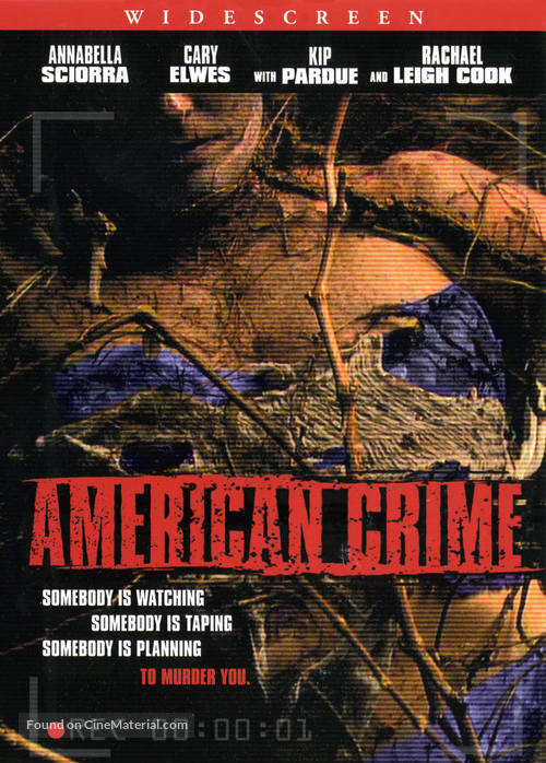 American Crime - poster