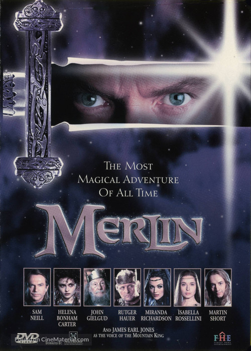 Merlin - Movie Cover