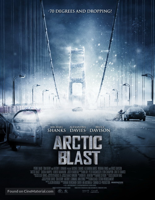 Arctic Blast - Movie Poster