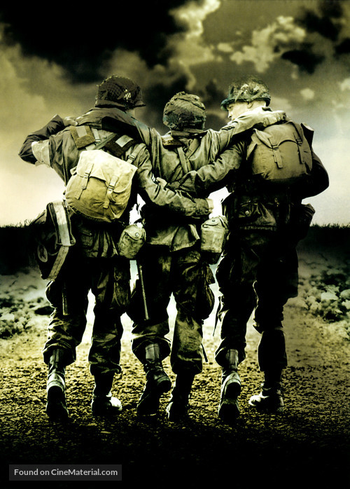 """""""Band of Brothers"""" - Key art"""