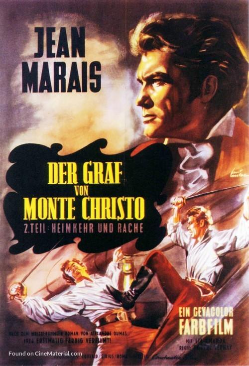 LE DE MONTE COMTE 1954 TÉLÉCHARGER CRISTO