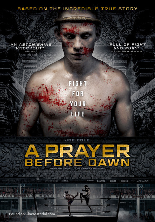 A Prayer Before Dawn - Movie Poster