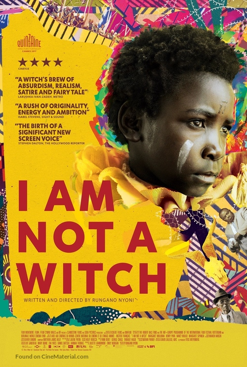 I Am Not a Witch - Movie Poster