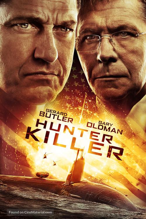 Hunter Killer - Movie Cover