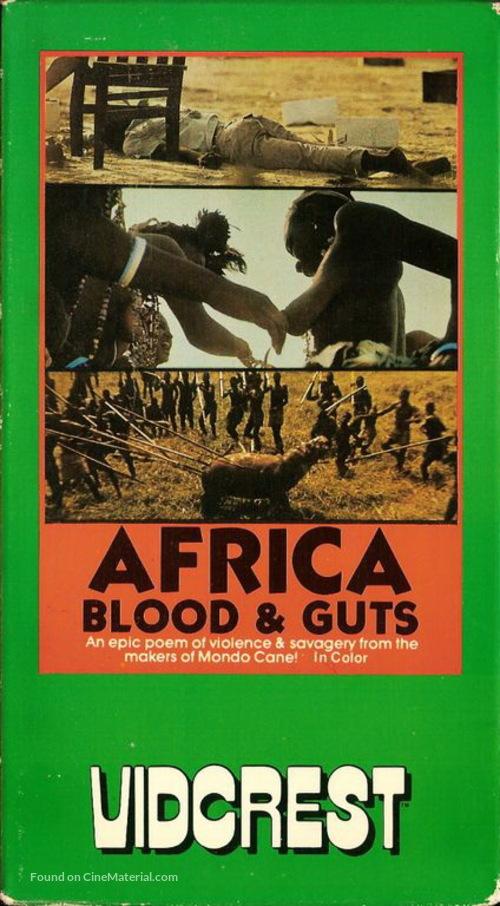 Africa addio - Movie Cover
