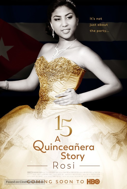 """15: A Quinceañera Story"" - Movie Poster"