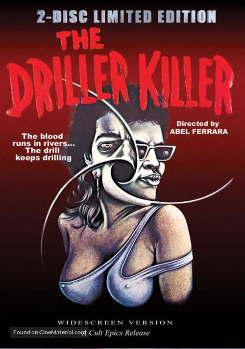 The Driller Killer - Movie Cover
