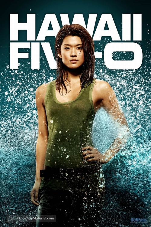 """Hawaii Five-0"" - Movie Poster"