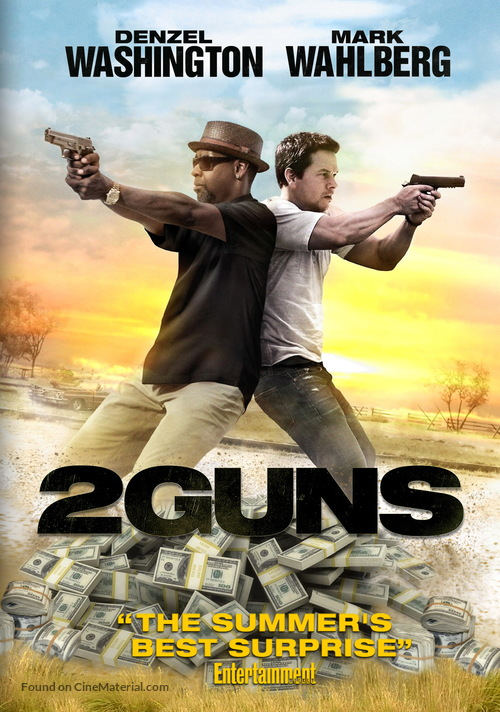 2 Guns - Movie Cover
