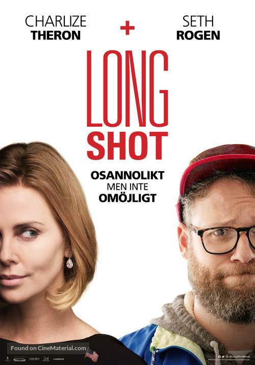 Long Shot - Swedish Movie Poster
