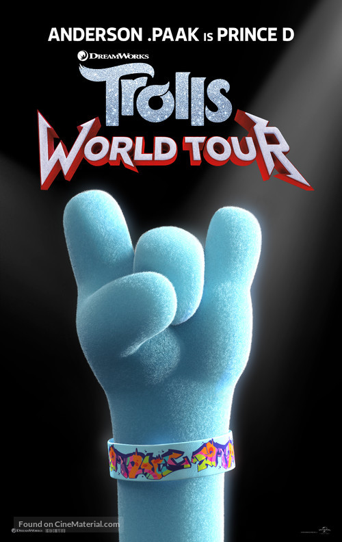 Trolls World Tour - Movie Poster