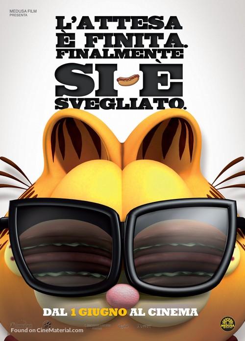 Garfield's Pet Force - Italian Movie Poster