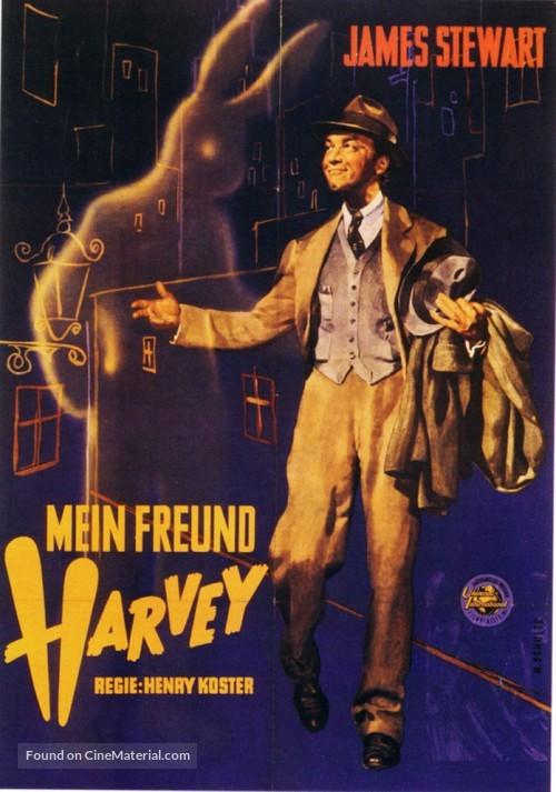 Harvey - German Movie Poster