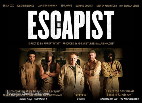 The Escapist Movie Poster