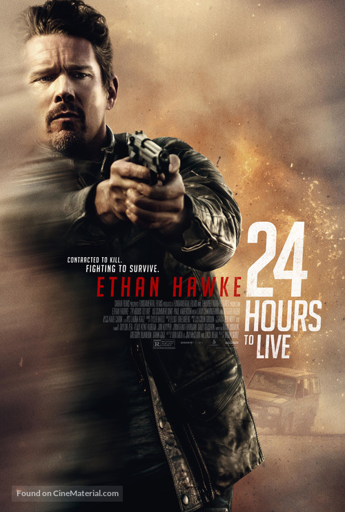 24 Hours to Live - Movie Poster