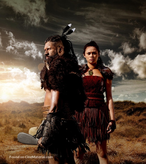 """The Dead Lands"" - Key art"