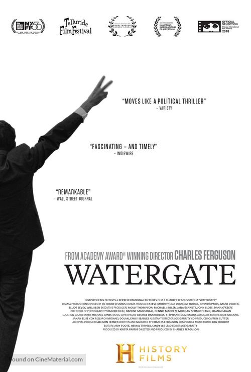 Watergate - Movie Poster