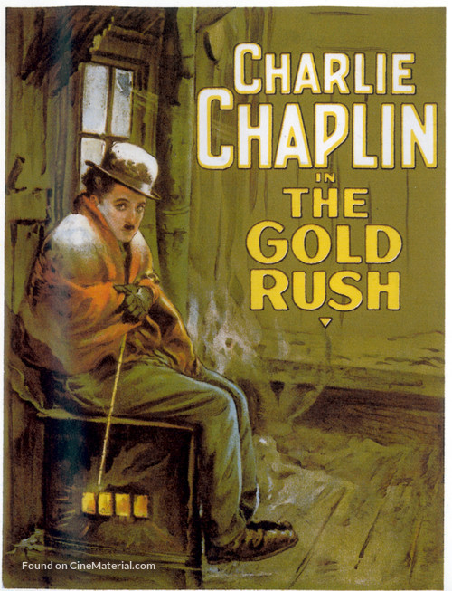 The Gold Rush - Movie Poster