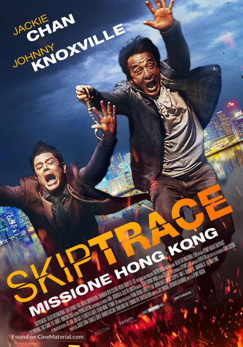 Poster film Skiptrace