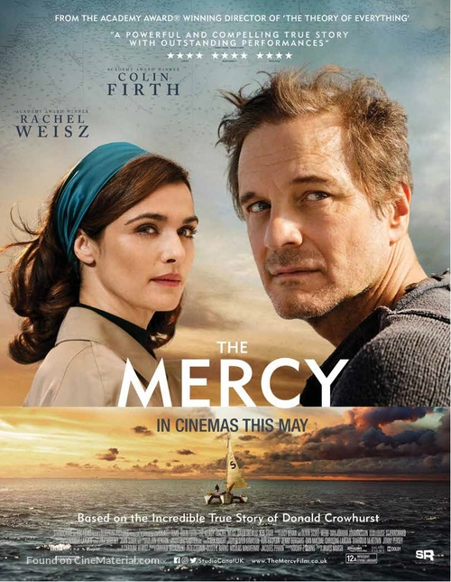 The Mercy - Lebanese Movie Poster